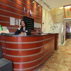 Attalos Hotel интерьер отеля