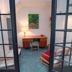 Отель Maison Serafino Бельгия, Брюссель - отзывы, цены и фото номеров - забронировать отель Maison Serafino онлайн балкон