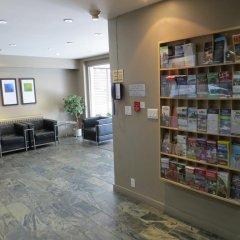 Отель Oceanside Hotel Канада, Ванкувер - отзывы, цены и фото номеров - забронировать отель Oceanside Hotel онлайн интерьер отеля фото 3