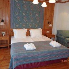 Отель Villa Kalina Банско комната для гостей фото 2