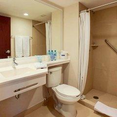 Отель City Express Nuevo Laredo Мексика, Нуэво-Ларедо - отзывы, цены и фото номеров - забронировать отель City Express Nuevo Laredo онлайн ванная фото 2