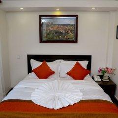 Отель Himalayan Oasis Непал, Катманду - отзывы, цены и фото номеров - забронировать отель Himalayan Oasis онлайн комната для гостей фото 4