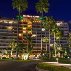 Le Grand Hotel Cannes Канны вид на фасад