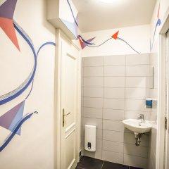 Ahoy! Hostel ванная