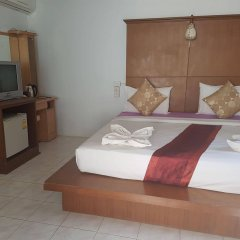 Отель Lanta Paradise Beach Resort комната для гостей фото 2