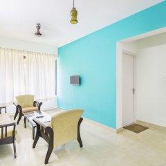 Апартаменты GuestHouser 2 BHK Apartment f0f4 Гоа комната для гостей фото 3