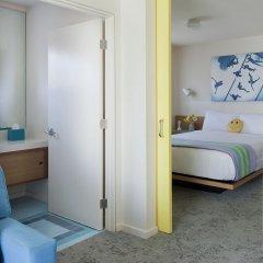 Отель Beverly Laurel Hotel США, Лос-Анджелес - отзывы, цены и фото номеров - забронировать отель Beverly Laurel Hotel онлайн комната для гостей фото 5