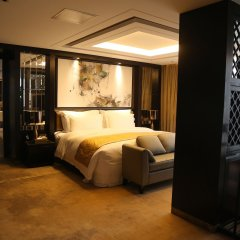Отель InterContinental Beijing Beichen комната для гостей