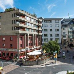 Отель Hauser Swiss Quality Hotel Швейцария, Санкт-Мориц - отзывы, цены и фото номеров - забронировать отель Hauser Swiss Quality Hotel онлайн фото 2