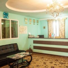 Отель Park Кыргызстан, Каракол - отзывы, цены и фото номеров - забронировать отель Park онлайн интерьер отеля фото 3