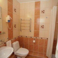 Гостиница Калуга Плаза в Калуге 12 отзывов об отеле, цены и фото номеров - забронировать гостиницу Калуга Плаза онлайн ванная фото 2