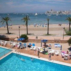 Ses Sevines Hotel бассейн