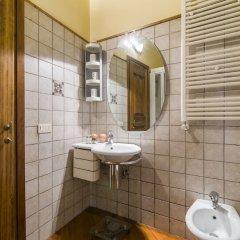 Апартаменты Florence Ariento Romantic Apartment Флоренция ванная