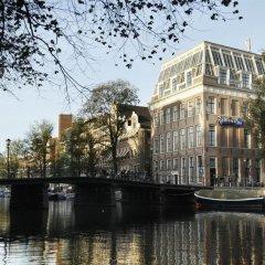 Radisson Blu Hotel Amsterdam Амстердам приотельная территория