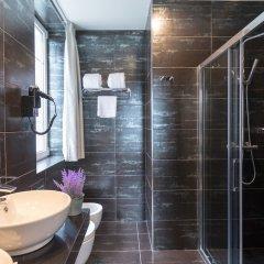 Отель Suite Home Pinares Испания, Сантандер - отзывы, цены и фото номеров - забронировать отель Suite Home Pinares онлайн ванная