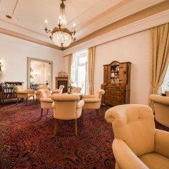 Отель Adria Италия, Меран - отзывы, цены и фото номеров - забронировать отель Adria онлайн интерьер отеля фото 3