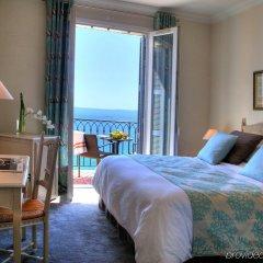 Отель Hôtel La Pérouse Франция, Ницца - 2 отзыва об отеле, цены и фото номеров - забронировать отель Hôtel La Pérouse онлайн комната для гостей фото 3