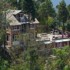 Отель at the End of the Universe Непал, Нагаркот - отзывы, цены и фото номеров - забронировать отель at the End of the Universe онлайн бассейн