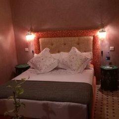Отель Riad Majdoulina Марокко, Марракеш - отзывы, цены и фото номеров - забронировать отель Riad Majdoulina онлайн комната для гостей фото 3