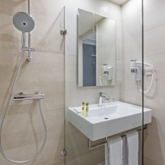 Отель Exe Liberdade Лиссабон ванная фото 2