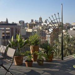 Отель Casa Camper Испания, Барселона - отзывы, цены и фото номеров - забронировать отель Casa Camper онлайн балкон