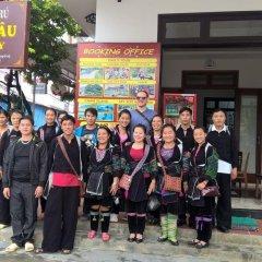 Отель Quynh Chau Homestay Вьетнам, Хойан - отзывы, цены и фото номеров - забронировать отель Quynh Chau Homestay онлайн интерьер отеля фото 3