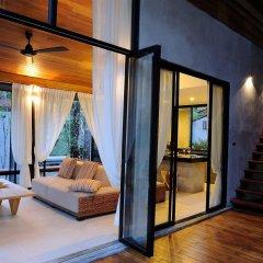 Отель Villa Thalanena Таиланд, Краби - отзывы, цены и фото номеров - забронировать отель Villa Thalanena онлайн ванная