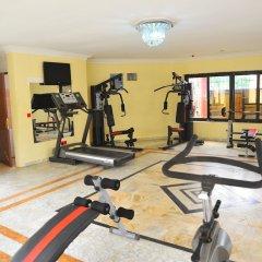 Отель Peemos Place Warri фитнесс-зал