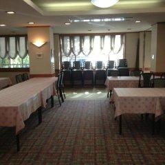 Отель Bergtour Marukita Хакуба помещение для мероприятий