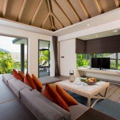 Отель Mandarava Resort and Spa Karon Beach 5* Стандартный номер с различными типами кроватей фото 17