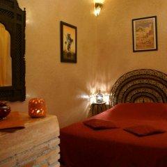 Отель Riad Lapis-lazuli Марракеш комната для гостей фото 3