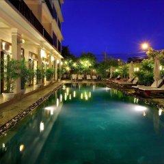 Sunshine Hotel Хойан бассейн фото 2
