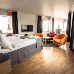 Отель Clarion Edge Тромсе комната для гостей фото 2