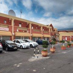 Отель Laguna Park 2 парковка