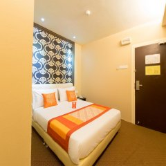 Отель OYO 126 Rae Hotel Малайзия, Куала-Лумпур - отзывы, цены и фото номеров - забронировать отель OYO 126 Rae Hotel онлайн комната для гостей фото 3