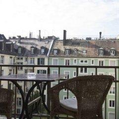 Отель Pension furDich Швейцария, Цюрих - отзывы, цены и фото номеров - забронировать отель Pension furDich онлайн балкон