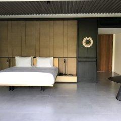 Отель Origin Ubud сейф в номере