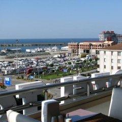 Отель Otel Topcuoglu балкон