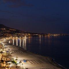 Hotel ILUNION Fuengirola пляж