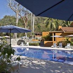 Hotel Ixzi Plus бассейн