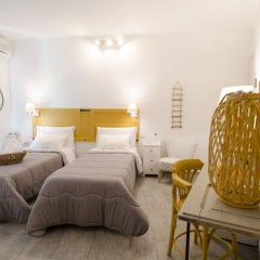 Отель Giardino delle Zagare Пьяцца-Армерина комната для гостей фото 4