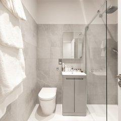 Отель Sweet Inn - Kensington High Street Великобритания, Лондон - отзывы, цены и фото номеров - забронировать отель Sweet Inn - Kensington High Street онлайн ванная