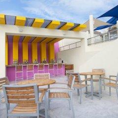 Отель Crown Paradise Club Cancun - Todo Incluido бассейн