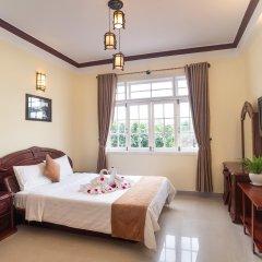 Отель Vesper Homestay Хойан комната для гостей
