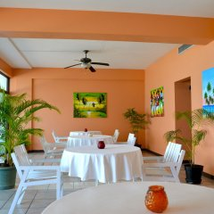 Отель Kaz Kreol Beach Lodge & Wellness Retreat питание фото 2