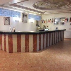Отель Marco Polo Марокко, Танжер - отзывы, цены и фото номеров - забронировать отель Marco Polo онлайн интерьер отеля фото 3