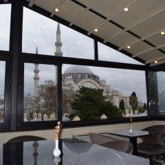 Отель Burckin Suleymaniye интерьер отеля фото 3