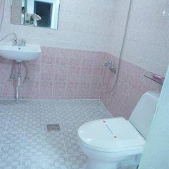 Отель New Sun Guesthouse Myeongdong ванная