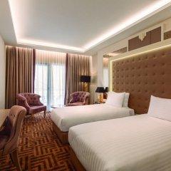 Ramada Hotel & Suites Istanbul Golden Horn комната для гостей фото 3