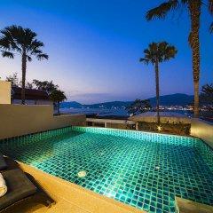 Отель Seductive Sunset Villa Patong A2 бассейн фото 2